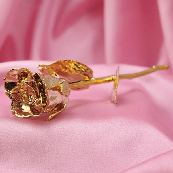 Gold Rose 6 Inches