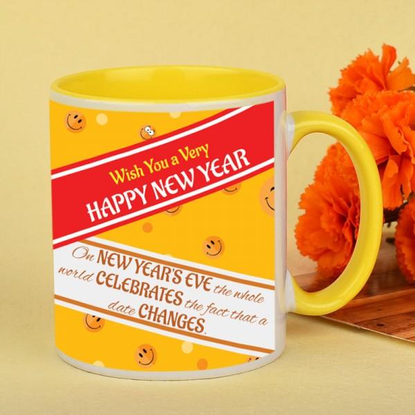 Printed Mug for New Year