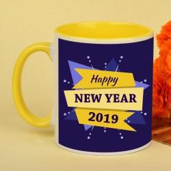 Sunny New Year Mug