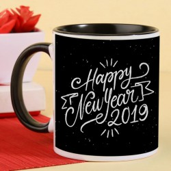 Starry New Year Mug