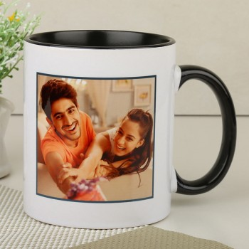 One Personalised Coffee Mug for Brother