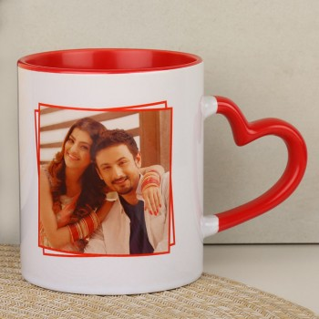 One Personalised Coffee Mug for Husband