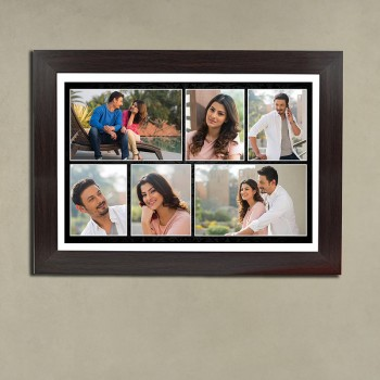 Personalised Landscape Photo Frame