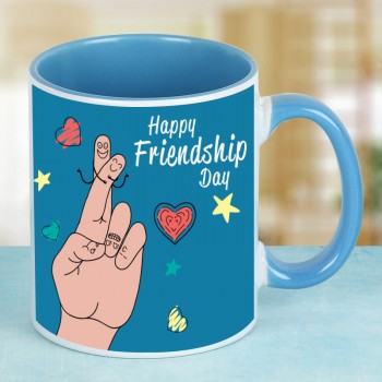Happy Friendship Day Coffee Mug