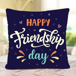 Friendship Day Celebration Cushion
