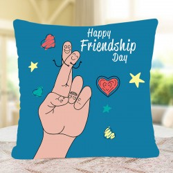 Happy Friendship Day Cushion