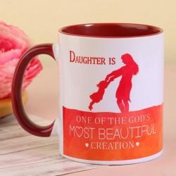 Daughter Quote Mug