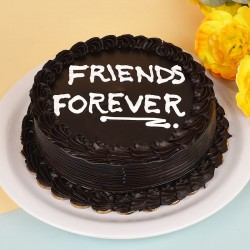 Chocolate Cake For Friends