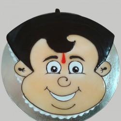 Charming Chhota Bheem Cake