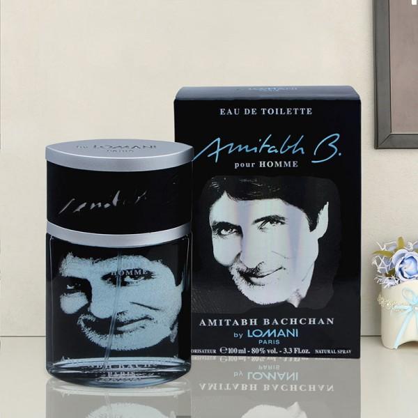 Amitabh Bachan Lomani Perfume