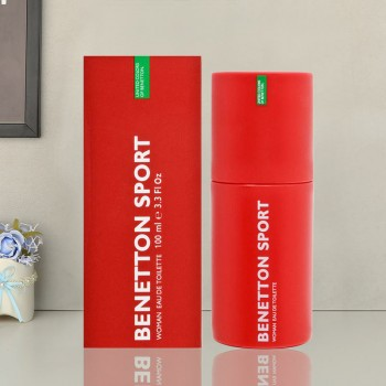 United Colors Benetton Perfume Red