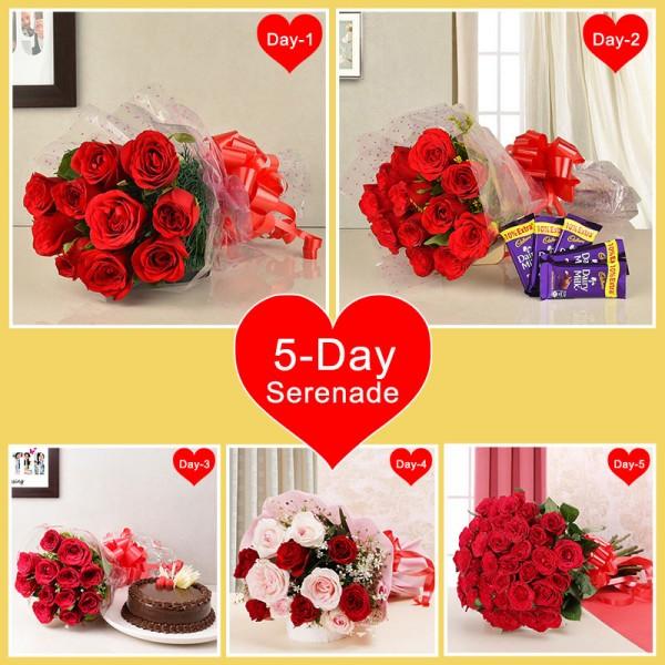 5 Days Serenade