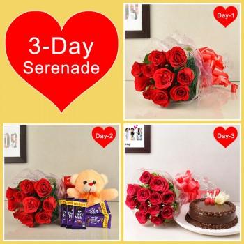 3 Days Serenade
