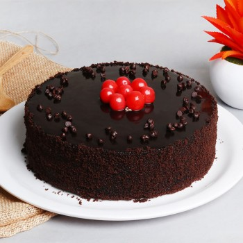 Chocolate Truffle Cake | Customized Valentine's Day Gifts