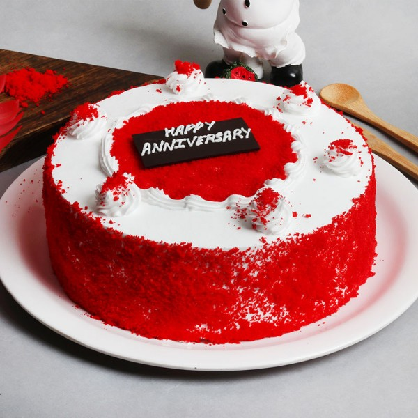 Anniversary Red Velvet Cake