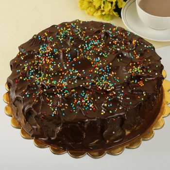 Half Kg Chocolate Cream Cake