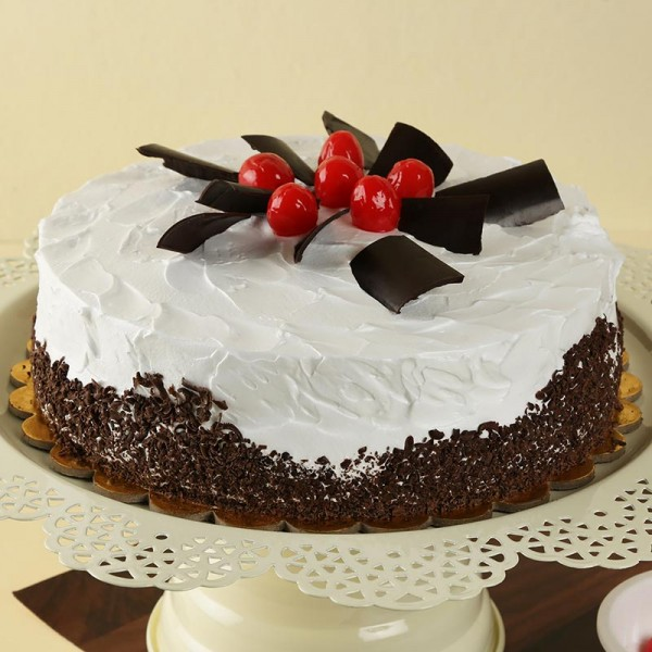 Divine Black Forest Cake