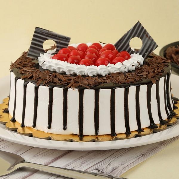 Exotic Black Forest Cake