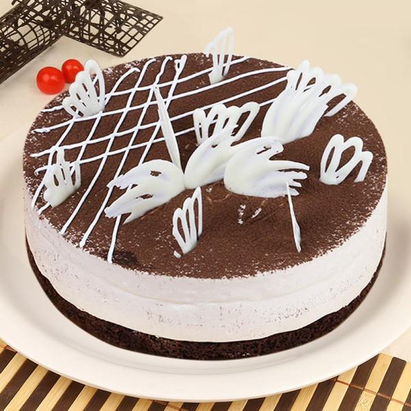 Coffee Cream Cake Half Kg