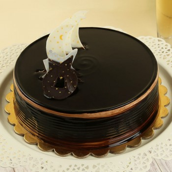 Half Kg Chocolate Cream Cake
