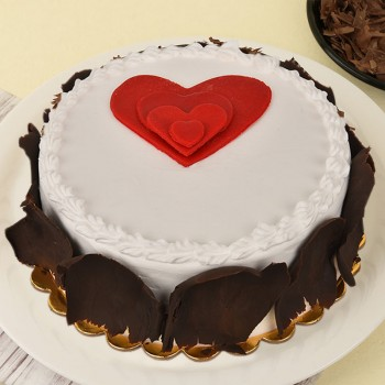Heartilicious Black Forest Cake