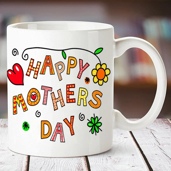 Photo Mug for Mothers Day