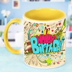 Birthday Celebration Mug