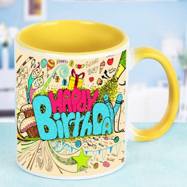 Coffee Mug for Birthday