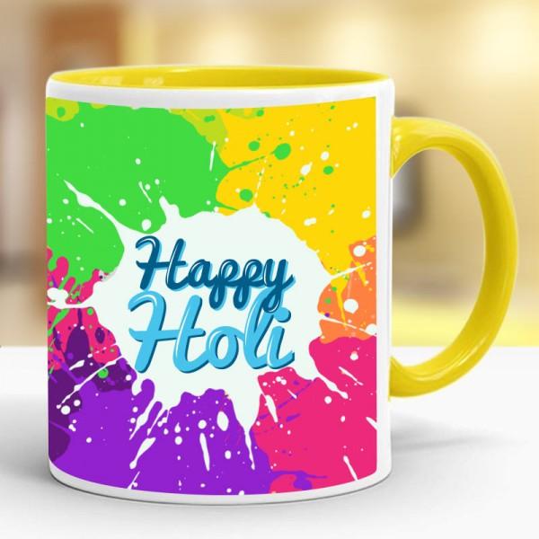 Personalised Mug for Holi