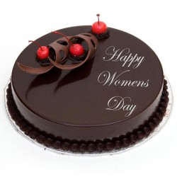 Womens Day Special Truffle Cake