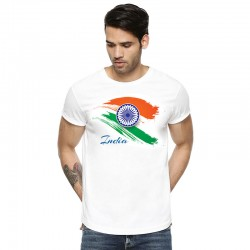 Indian Tricolor T-Shirt