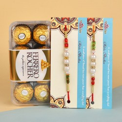 Palatable Rakhi Delight