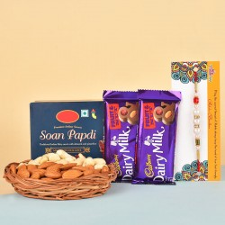 Enticing Rakhi Treat