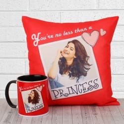 Desirable Cushion n Mug