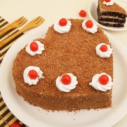 My Black Heart Cake