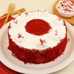 Velvety Surprise Cake