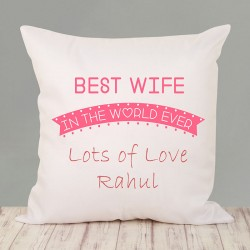 Best Wife Cushion