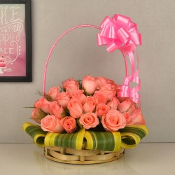 Elegant Pink Arrangement