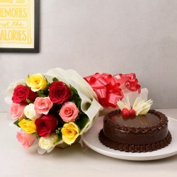 Send Birthday Flowers Online To India