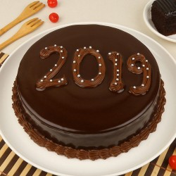 2019 Chocolate Truffle Cake