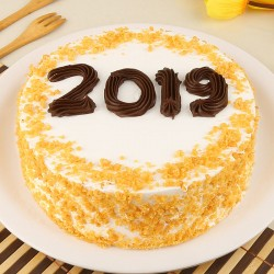 2019 Butterscotch Cake