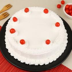 Vanilla Cake Delight