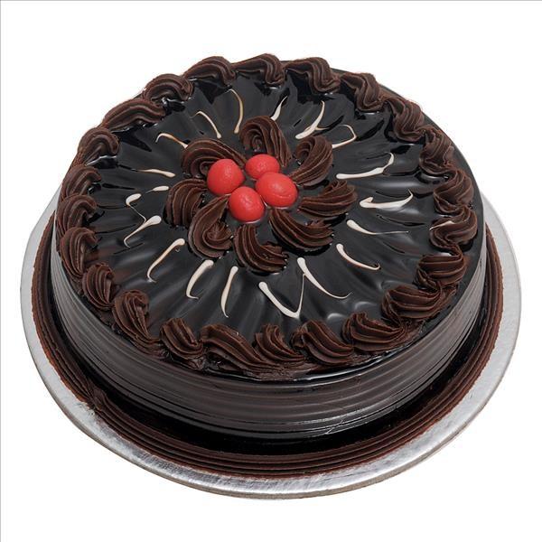 2Kg Chocolate Cake Eggless