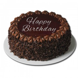 Birthday Cake- 2 Kg Chocolate