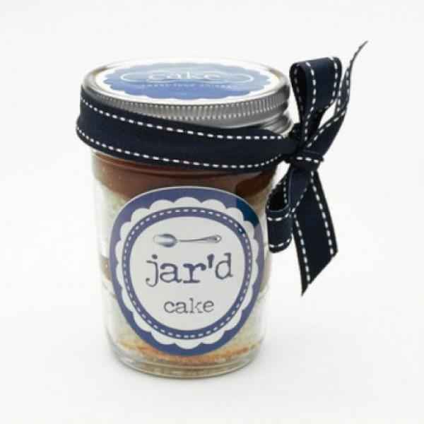 Choco Vanilla Jar