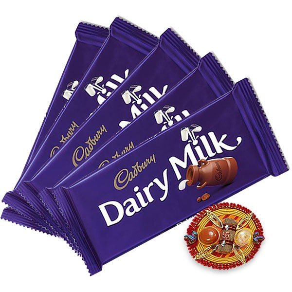 Delectable Chocolates Hamper Bhai dooj