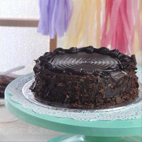 Eggless Chocolate Truffle Cake 2Kg