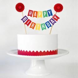 Tassel Birthday Savory