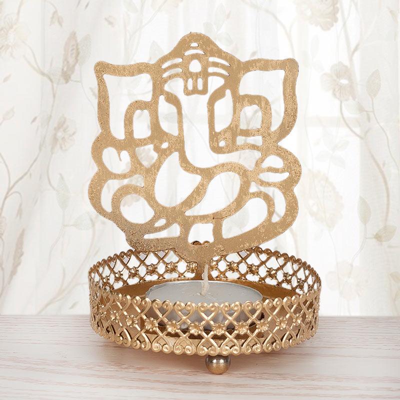 Enchanting Diya - Ganesha