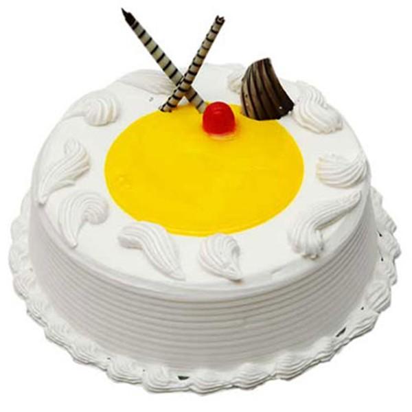 Piquant Pineapple Cake